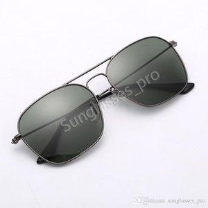 Mens Designer Sunglasses Brand Sunglasses Fashion Sun Glasses Popular Woman Eyeware Double Bridge Square Des Lunettes De Soleil
