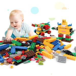 1000 قطعة بناء كتل الطوب مجموعات مدينة DIY الإبداعية متوافق مع جميع العلامات التجارية طوب السائبة أرقام تربية الاطفال لعبة بنات