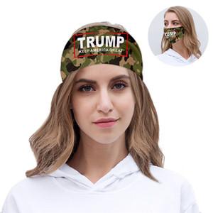 2020 Trump fascia 3D Stampa capelli banda multi funzione può essere utilizzata come maschera di protezione, Wristband prezzo all'ingrosso di trasporto