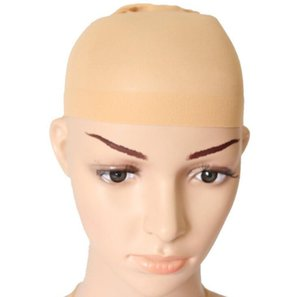 New Arrival Unisex Stocking Wig Liner Cap Snood Nylon Stretch Mesh 3000pcs Free shipping