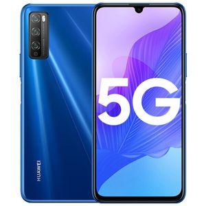 "Huawei 20 Pro original Profitez 5G Téléphone mobile 6GB RAM 128Go ROM MTK 800 Octa base Android 6.5"" 48MP AI EIS 4000mAh empreintes digitales ID Cell Phone"