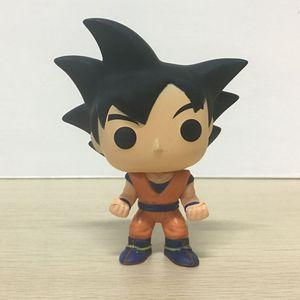 Funko POP Goku Dragon Ball Z Vinyl Action Figure With Box #09 Popular Toy Doll Gift Christmas