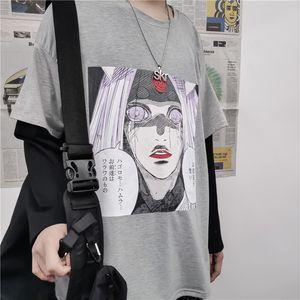 Long Sleeve Anime Naruto T-shirt for Men Women Japanese Harajuku Tshirt Ulzzang Korean Tee Clothes Streetwear Spring Clothing