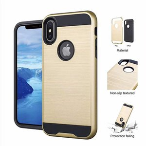 For LG Stylo 5 V40 Q7 Plus samsung A70 J2 core A2 core Phone Case Rugged Armor Protector Cover Case with OPP Bag