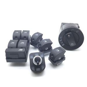 AUDI A4 S4의 B6 들어 ZH-060 창 전조등 미러 컨트롤 스위치 8E0959855 8E0959851 8E0941531 4F0959565