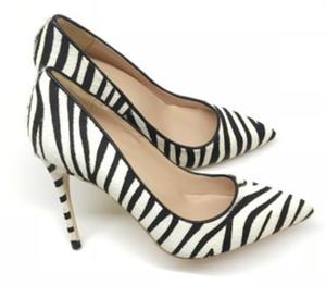 Новый тип женщин Изящная пятка 2020 Sexy указал замша Leopard-печати высокие каблуки обуви большого размера 45 ночной клуб платье танцевальной обуви 8 см 10 см 12 см