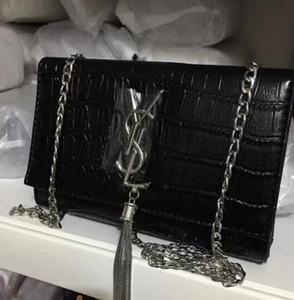 Модные крокодиловые цепи женские дизайнерские сумки высокое качество искусственная кожа женские сумки тотализаторы женские сумки через плечо аллигатора