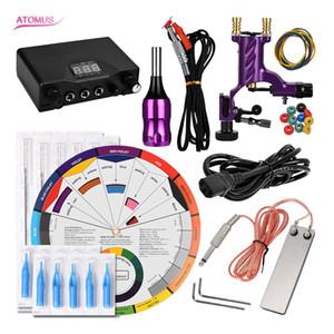 Replacement Rotary Gun Motor Kit ProSet Tattoo Rotary Kit Complete Liner Shader Machine Motor Pro Pen Kits Tattoo Machine