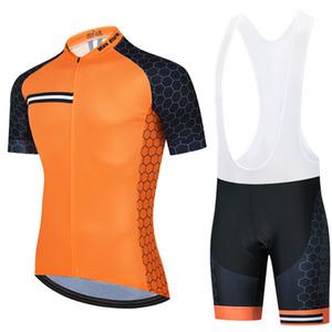 2020 Equipo Ciclismo Jersey Personalizado Road Mountain Race Top Ropa de ciclismo Max Storm Bike Wear Ropa Ropa Ciclismo Conjuntos