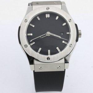 10 colores venta de la tapa 5111780 de 42 mm reloj automático Auto-viento mira el reloj automático mechinal 3 agujas hombres relojes