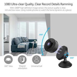 Wifi Minikamera W11 HD 1080P Wifi IP-Netz-Camcorder Sensor Infrarot-Nachtsicht Bewegungserkennung Mini-DV DVR Unterstützung TF-Karte