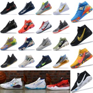 2020air zoom kevindurantoklahoma city thunder KD 13 shoesflyknit warriors basketballMitchell Ness designer sneakers