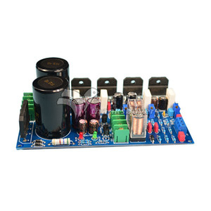 Freeshipping Assembled 120W+120W LM3886 Dual Parallel Pure Power Amplifier Board w  Protection