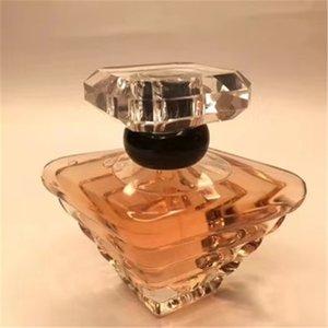 Brand new 100ml Tresor EDP Eau De Parfum for Her spray Cherish Amor Evision Mulheres Brilhante Perfume frete grátis