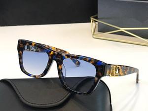 4066 Popular Designer Sunglasses Moda moldura quadrada Sun óculos cravejado de diamantes e rebites Projeto Eyewear Vem com caso