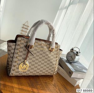 Designer Luxus-Handtaschen Geldbörsen Umhängetaschen beiläufiges echten Leder-Handtaschen Crossbody Beutel FemaleTote neues freies Verschiffen - 018
