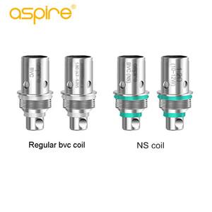 Стремитесь Spryte Атомизатора замены катушки 1,2 ом НС 1,8 ом регулярных BVC катушки головки для Aspire spryte электронной сигареты Vape для капсулы 100% оригинал