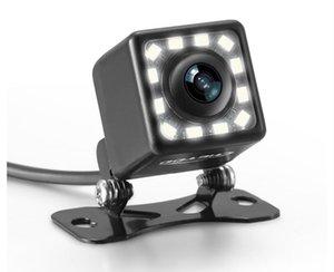 New 12 LED Light Night Vision Car Rear View Camera Universal Backup Parking Camera Waterproof 170 Wide Angle HD Color Image
