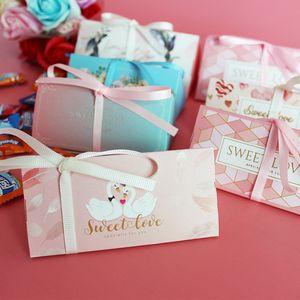 Moyen coréen Japonais Ferrero Emballage Fête d'anniversaire Boîte de cadeau de mariage Box Candy Box chocolat Candy Boîte Spot