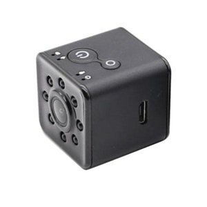 SQ13 Ultra-Mini DV Pocket WiFi 1080P 30fps Digital Video Recorder Camera Camcorder with 30m Waterproof Case, Support IR Night Vision