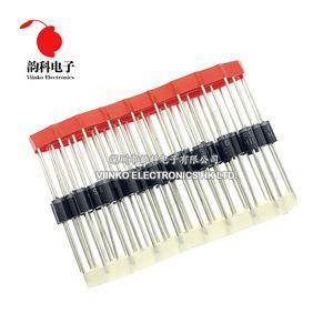 Fornisce componenti elettronici 20pcs SF56 5A 400V DO-27 Diodo raddrizzatore Diodes accessori Componenti elettronici
