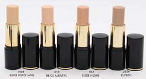 Más nuevo maquillaje nuevo corrector de la más alta calidad traceless fundación palo teint ibole ultra desgaste maquillaje palo 9 g epacket envío gratis
