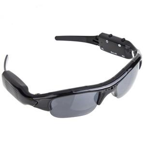 HD 1280 * 960P 30fps تجهيز النظارات الشمسية كاميرا صغيرة محمولة المحمول نظارات فيديو مسجل النظارات الشمسية مصغرة DV DVR بطاقة TF دعم