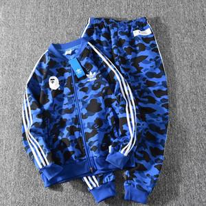 2019 Trainingsanzüge Für Männer Designer Mäntel TopsPants Anzüge Strickjacke Männer Hoodies Sweatshirts Mit Reißverschluss Herrenbekleidung