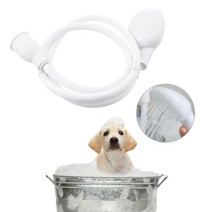 1.2M bagno capi Pet doccia rubinetto flessibile doccia spray rubinetto Spray scoli Strainer