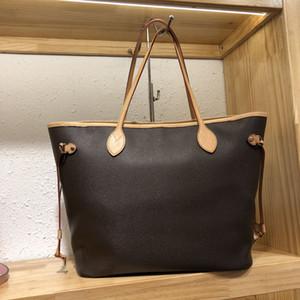 2019 últimas damas bolso de cuero de alta calidad bolso de hombro conjunto de 2 piezas bolso femenino Mensajero bolso letra bolso tamaño 32 CM envío gratis