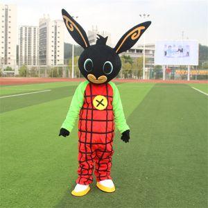 costume de mascotte BING tir lapin déguisement Noël