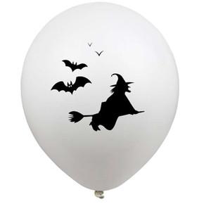 10pcs 12 pouces ballons jouets pour enfants ballons Halloween enfant Mode Photographie décoration haute qualité Ballons Drop Shipping