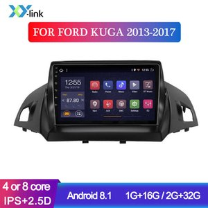 9 INCH Android 8.1 Car DVD multimedia Player For kuga 2013-2017 Car Radio Stereo Head Unit GPS Navigation accessories usb