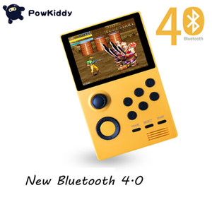 POWKIDDY A19 Pandora Box Android supretro Handheld-Konsole IPS-Bildschirm herunterladen 3000 + Spiele 30 3D-Spiele WiFi speichern