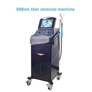 Chegada Nova CE equipamento de depilação a laser Professional 808nm Diode Super indolor Laser Hair Removal Machine
