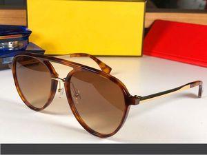 Luxus 0105 Designer-Sonnenbrillen für Frauen Mode-Glas Oval Frame Beschichtung Spiegel UV400 Objektiv-Carbon-Faser-Legs-Sommer-Art Brillen