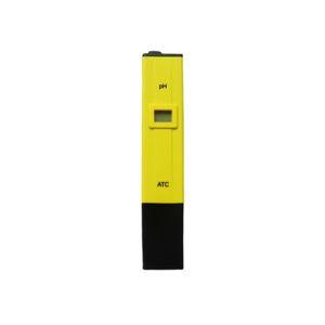 Tragbarer digitaler pH-Meter-Tester für Aquarium-Wasserlabor PH-Monitor mit ATC