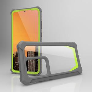 Для Samsung Galaxy S20 S20 plus S20 Ultra 3 in 1 Defender Противоударный защитный жесткий новый дизайн чехол для телефона Oppbag
