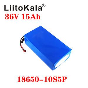 Liitokala 36 v 15ah 20ah 25ah 30ah 18650 Lithium Batterie Elektrischer Motorrad Fahrradroller mit BMS