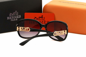 2019 Telaio Brand Design Plain Occhiali delle donne della lega di vetro classico libero rotondo Lens Occhiali Elegante Vintage Eyewear