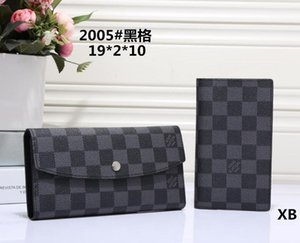 European Style 2020 Hot fashion Wallet Card holders wallet classic letter credit bag mens and womens wallet coin purse 20052