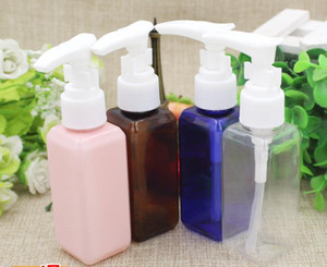 50ml Empty Cosmetic Skin Care Cream Packing Bottle Portable Travel Shampoo Shower Gel Container Emulsion Lotion Pump Bottles