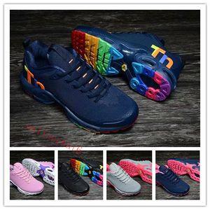 Original Regenbogen Tn Plus Mercurial Mens Frauen Designer Turnschuhe Chaussures Homme femme Tn Kpu Zapatos Sport Trainer Laufschuhe Eur36-47