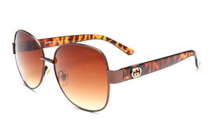 2018 New High Quality Brand Mens Womens 0034 Sunglasses Evidence Sun glasses Designer Polished Black Frame Glasses Eyewear Free Shipp