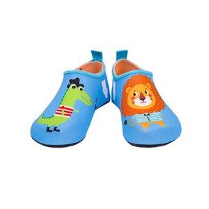 Crianças Barefoot do Aqua Shoes Sandals mergulho surf natação Meias Boy Girl Beach Water Sports Unisex Sneakers miúdos criança macias