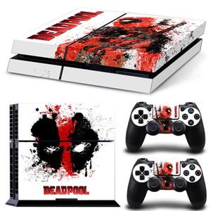 PS4 스킨 커버 용 스티커 게임기 본체 색상 APEX Hero Game 테마 케이스 PlayStation 4 콘솔 및 2 컨트롤러 스티커 topquality