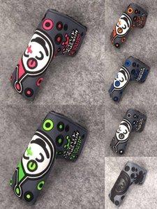 One Piece Yeni Golf Kulübü Putter Başörtüsü Mağaza Özel Tasarım Yüksek Kaliteli Joker İçin Golf Putter Merkez Kapağı Ücretsiz Kargo