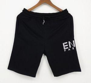 2020 New Brand estate del progettista donne Streetwear uomo Lettera allentato cotone Stampa Pantaloni sportivi casuali di modo di coulisse Shorts