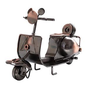 Vintage Style Motorrad-Modell Tourist Crafts Souvenir Sammler