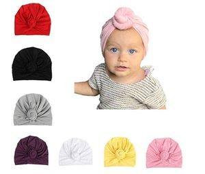 Детская повязка на голову Обновленная версия Детская шапочка Горячая новорожденная девочка Мягкая симпатичная тюрбанская шапочка с кроликом
